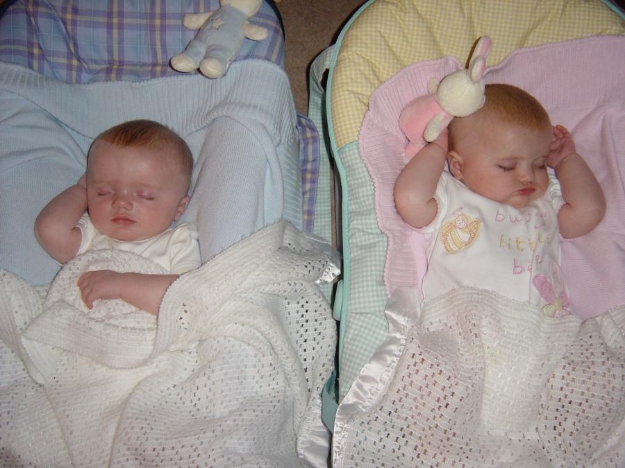 twins-asleep